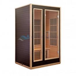 Cabina sauna Radiant 90 x 90