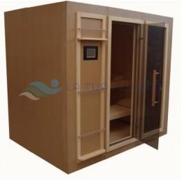 Cabina sauna Stile Hemlock