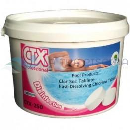 Clor rapid  tablete CTX - 250 5 kg