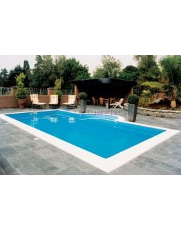 Kit piscina din cofraje polistiren 6 x 3 x 1.5m
