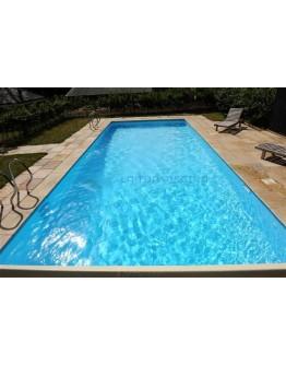 Kit piscina din cofraje polistiren 7 x 3.5 x 1.5m