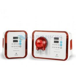 Panou de control Idegis RMV 201 cu pompa de dozare