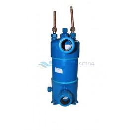 Schimbator de caldura titan pentru pompa de caldura Brilix XHP 100