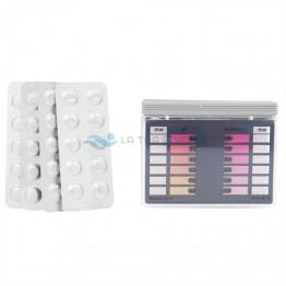 Tester Cl - Ph cu pastile